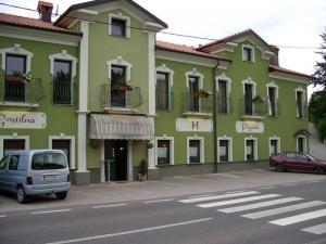 Restaurant and pizzeria Herman