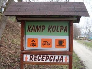 Camp Kolpa Vinica