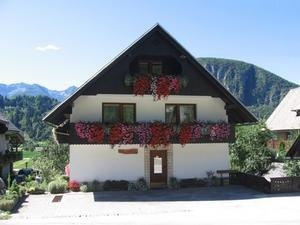 Apartments and private rooms Bohinj