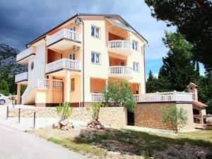 Apartments Prkacin